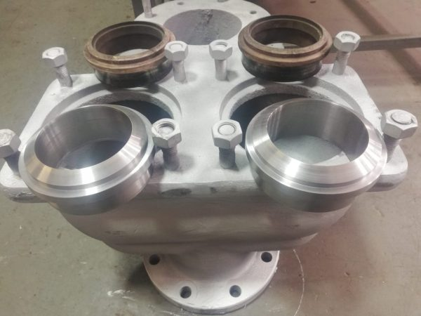 Safety Valves Parts Machining