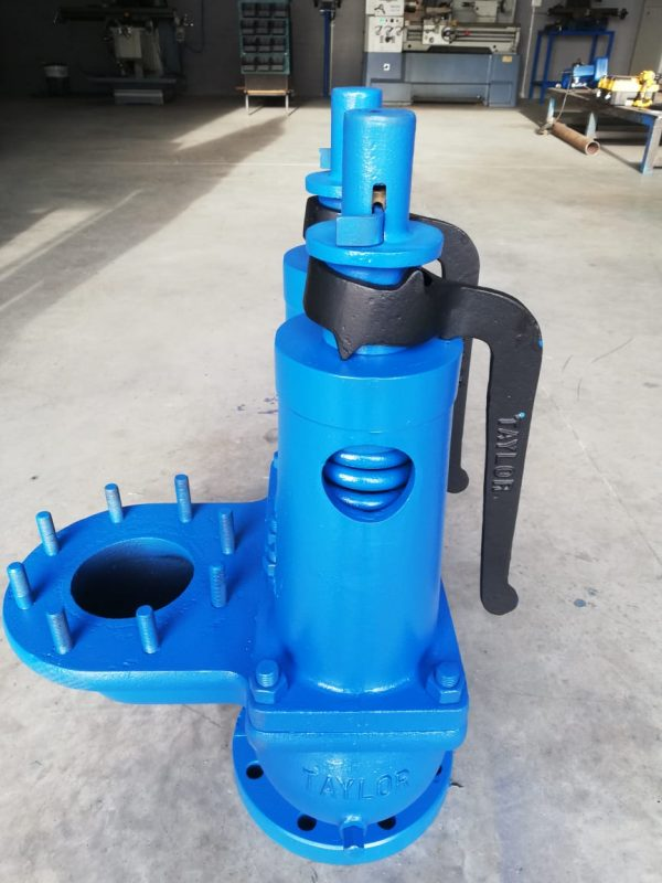 Safety Valves Repairs